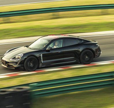 Elektrikli Porsche Taycan Özellikleri