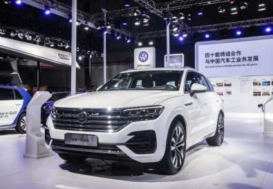 Elektrikli Volkswagen Modelleri Çin