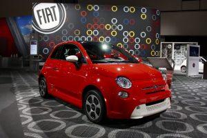 Fiat 500 Elektrikli