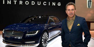 Ford Tasarımcısı David Woodhouse Nissan Transferi