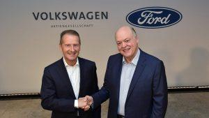 Ford Volkswagen Ortak Oldu