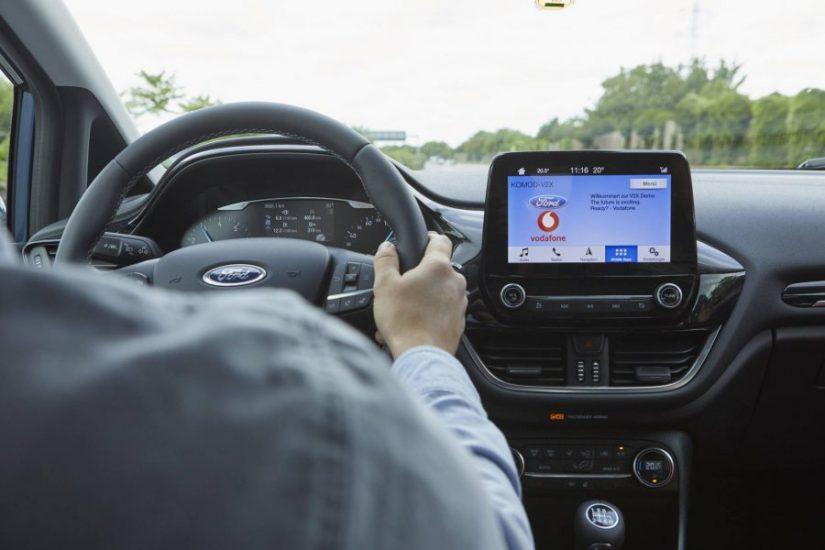 Ford Vodafone Teknoloji Park Yeri