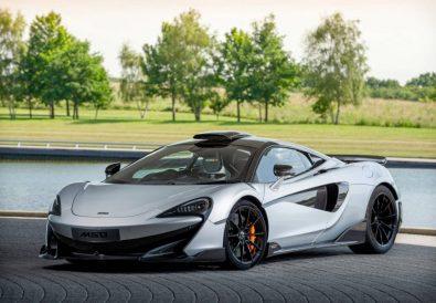 McLaren 600LT Coupe Özellikleri Neler