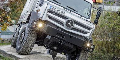 Mercedes Benz Unimog Yorumları Neler