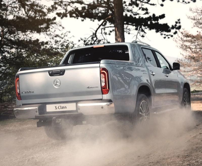 Mercedes Benz X Class Üretimi Bitiyor