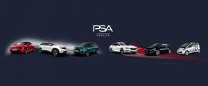 PSA Elektrikli Arabalar