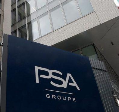 PSA Grubu Fransız Şirket