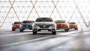 Renault Satış Rakamları 2019