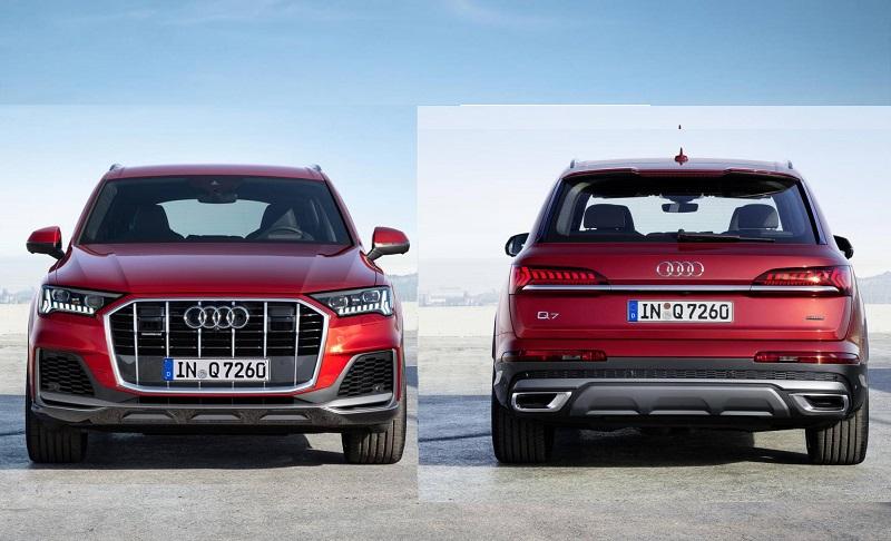 SUV Audi Q7 Yenilendi