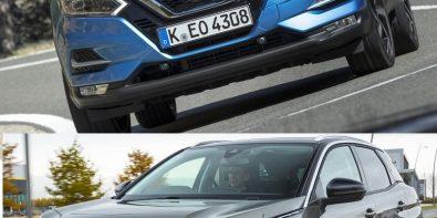 SUV Nissan Qashqai SUV Peugeot 3008 Karşılaştırması