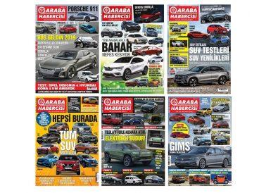 Turkcell Dergilik Otomobil Dergileri Araba Habercisi