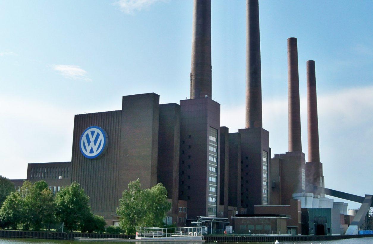 Volkswagen Türkiye Fabrikası Eskişehir