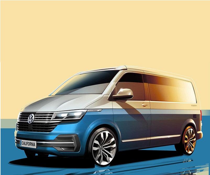 Volkswagen Transporter California Camper