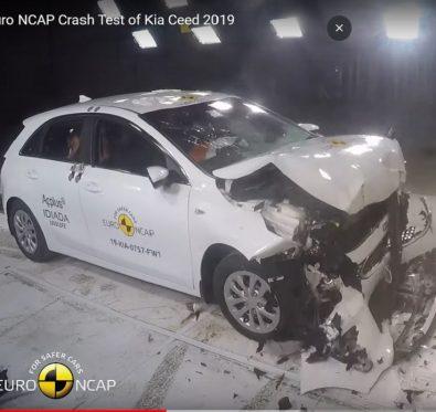 Yeni Kia Ceed Euro NCAP Testi