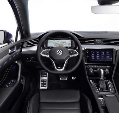 Yeni Volkswagen Passat İç Tasarım Yorumları