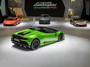 Lamborghini Modelleri