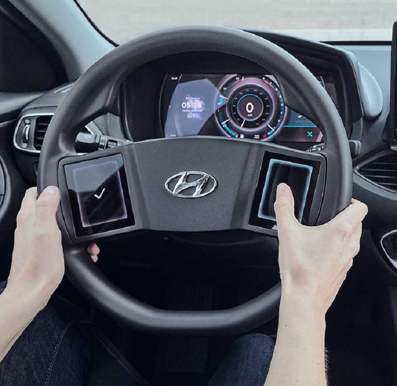 2020 Hyundai Virtual Cockpit Geliyor!