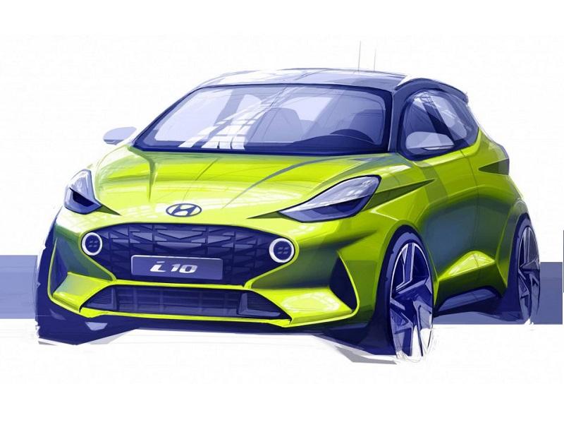 2020 Hyundai i10 Özellikleri Neler