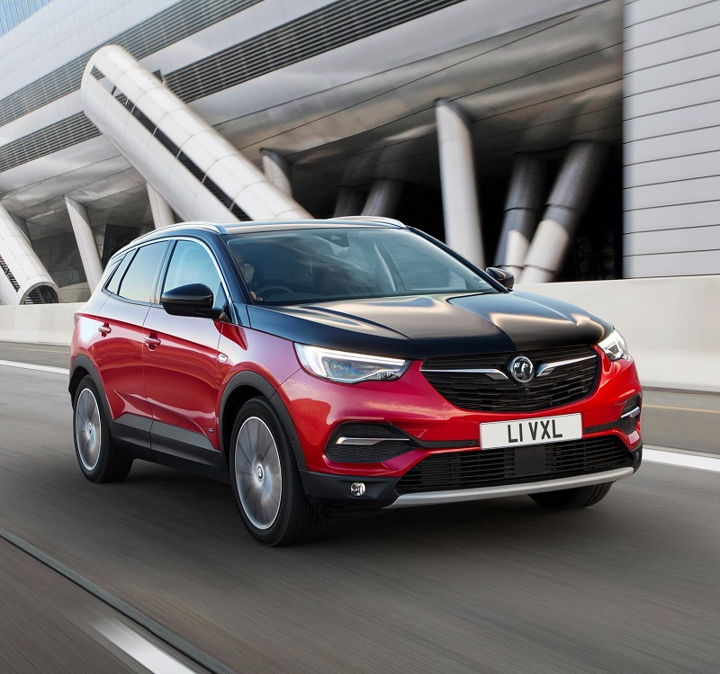 2020 Opel Grandland X Hibrit