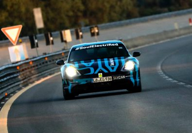 2020 Porsche Taycan Özellikleri Neler