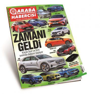 Araba Habercisi Dergisi Eylül Sayısı Çıktı