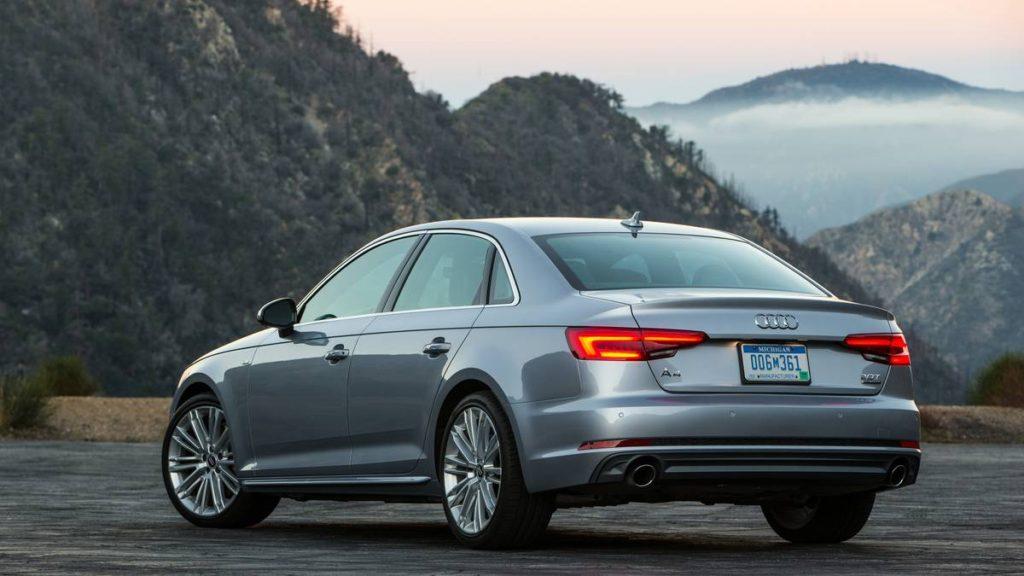 Audi Amerika Geri Çağırma Modeller.