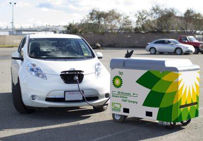 BP Elektrikli Araç Şarj İstasyonları Kuruyor