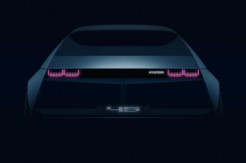 2020 Hyundai 45 Konsept Özellikleri.