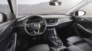 2020 Opel Grandland X Hybrid Kokpit Tasarımı