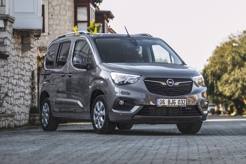 Opel Combo Test Aracı Randevusu