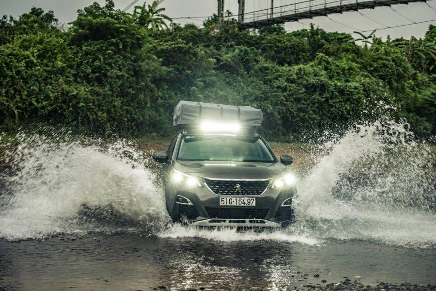 Peugeot SUV 3008 Offroad versiyonu çıktı