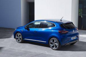 2020 Renault Clio Tasarım