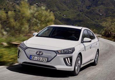 Yeni Hyundai IONIQ Çarpışma Testi Açıklandı