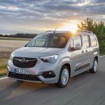 Yeni Opel Combo Pist Rekoru Kırdı!