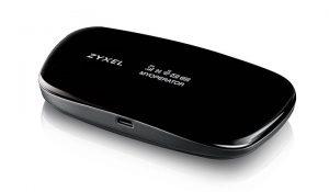 Zyxel WAH7608 4G LTE Taşınabilir Router