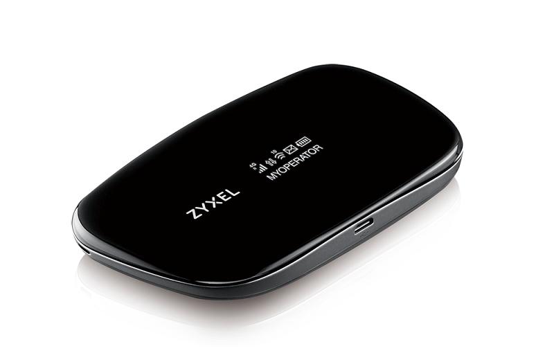 Zyxel WAH76084G LTE router testim