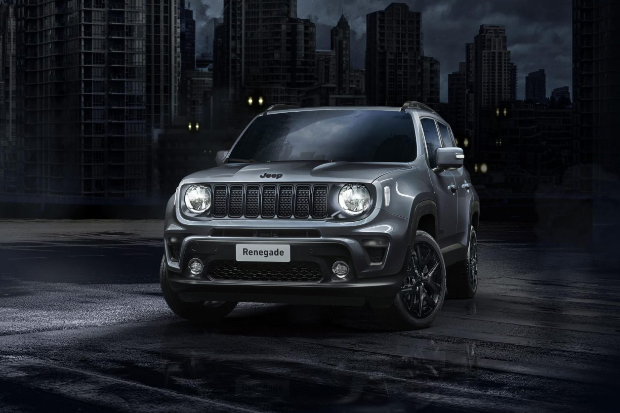 Jeep Renegade Night Eagle Tanıtıldı