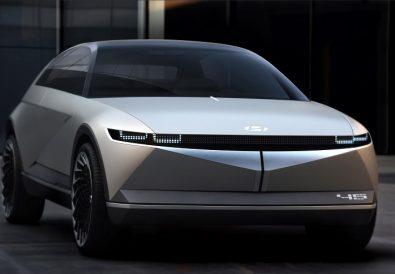 2020 Hyundai 45 Konsept Tanıtıldı