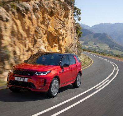2020 Land Rover Discovery Sport Özellikleri