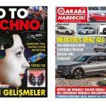 Araba Habercisi Dergisi Ekim 2019 Sayısı