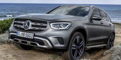 Mercedes Benz GLC Fiyatları Yorumları.