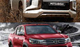 Mitsubishi L200 Toyota Hilux Karşılaştırması
