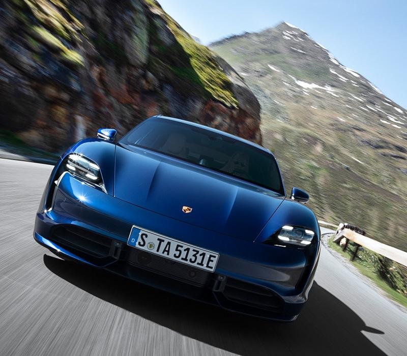 Porsche Taycan Özellikleri Neler