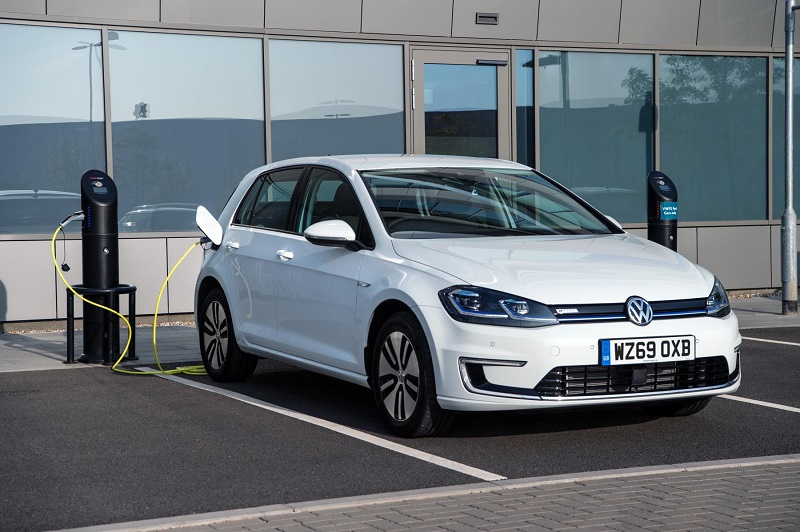 Volkswagen Grubu Elektrikli Araba Yatırımları