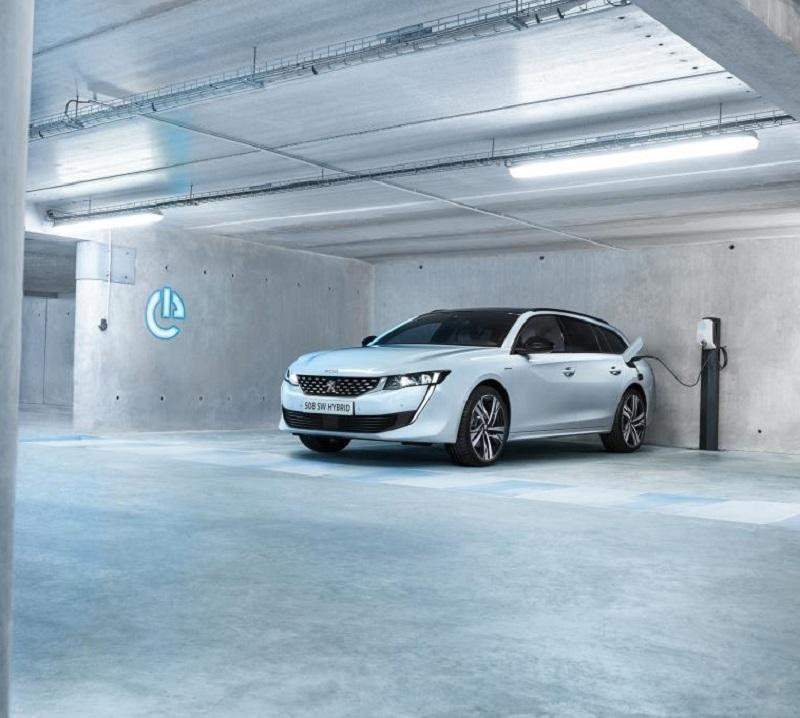 Yeni Peugeot 508 Hybrid Tüketim Verileri