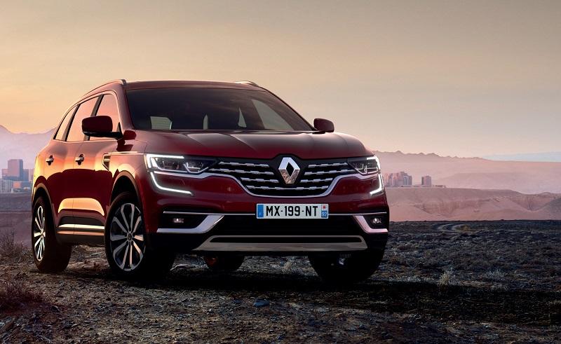 Yeni Renault Koleos Yorumları Özellikleri.