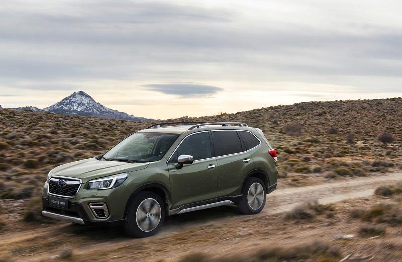Yeni Subaru Forester Teknik Özellikleri