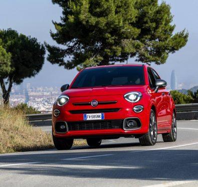 Yeni Fiat 500X Sport Tanıtıldı.