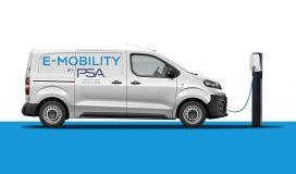 2020 Peugeot Expert Elektrikli Geliyor