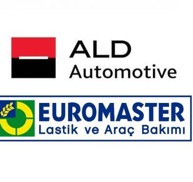 ALD Automotive Türkiye Euromaster Anlaşması